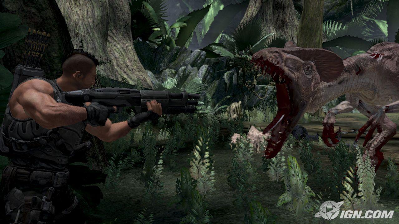 《恐龙猎人》海量新画面曝光
