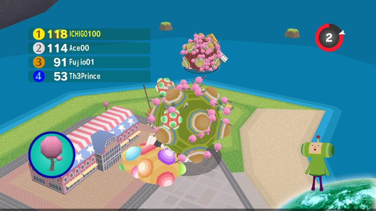 《美丽的块魂》发售日确定 — game.17173.com单机