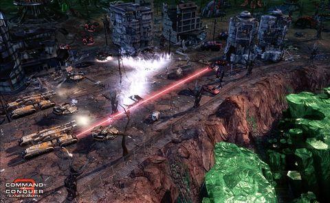 《命令与征服3:凯恩之怒》最新截图