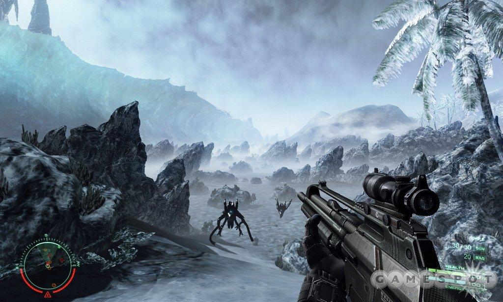 ...称射击游戏《孤岛惊魂》(FarCry)的续作《孤岛危机》(Crysis)