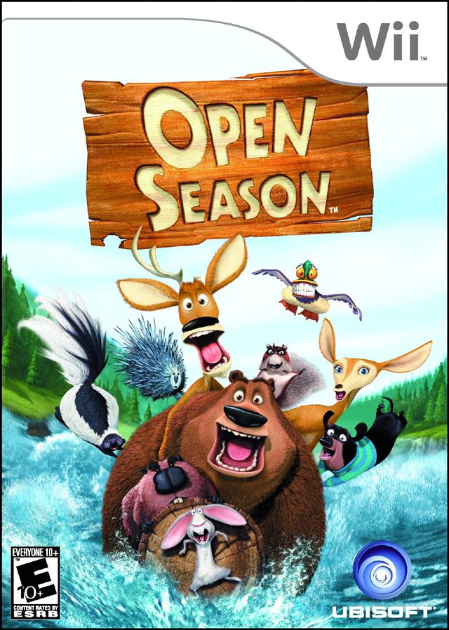 狩猎季节游戏介绍     谁说狩猎季节到了,逃命的一定是森林里的小动物