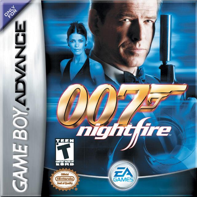 夜火电影_语 言:英文 詹姆斯邦德007:夜火游戏介绍     ea的电影转游戏是出了名