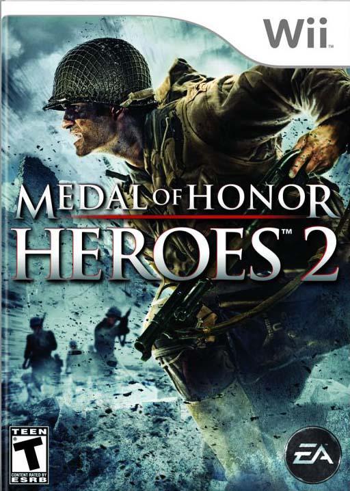 荣誉勋章:英雄2
