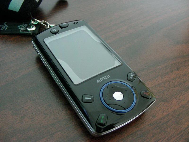 夏新M550手机使用十日谈