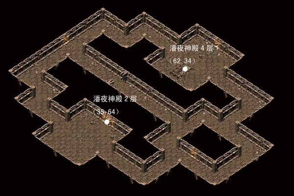 传奇3g 世界地图