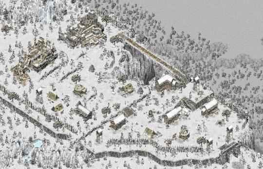韩国传奇地图素材