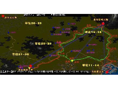 魔域三宠任务地图 幻想魔域欢笑幻境;; 树心城boss图;   时间大约是1