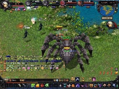 各地图蜘蛛皇后刷新点和时间终极攻略魔域