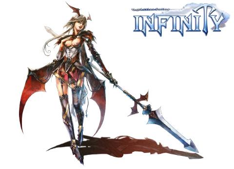 游戏学院女主角_《infinity》图片1图片