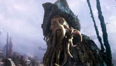 《加勒比海盗online》章鱼船长