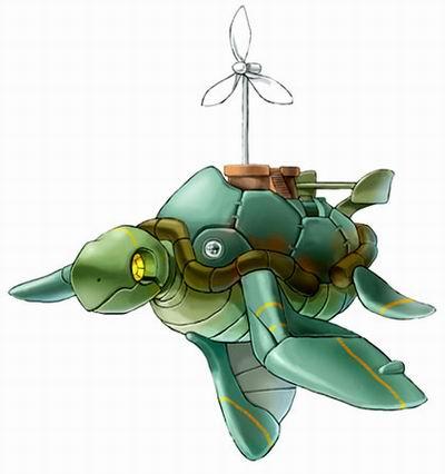 乌龟的动物名片