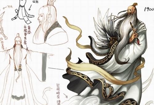 获得少林寺授权的网游:《少林传奇》图片