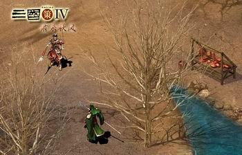 图:《三国策IV》四季特色场景首度曝光