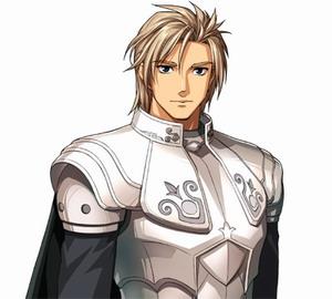 被人们称作帕拉丁骑士团的年轻代表就是里达易欧.
