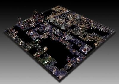 炽炎魔 奇迹地图之八:天空之城