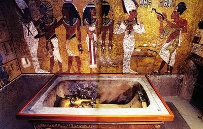 代OL 失踪的埃及女法老图片