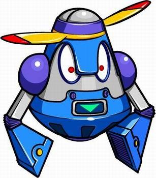 7月26日即将登场的神秘机器人,主要负责对赛道进行清扫.