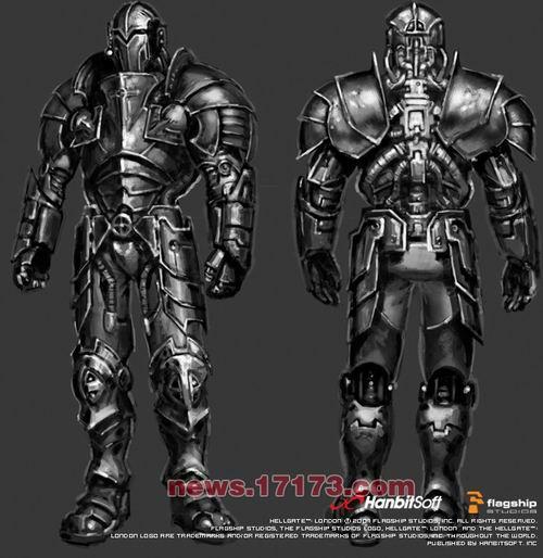 图文:《暗黑之门》角色建模制作过程