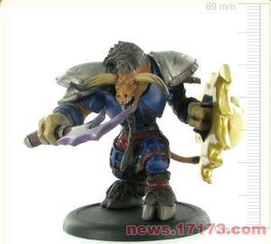 多图:《魔兽世界》玩偶战棋游戏接受预订