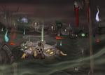 仙剑三:2D场景设定