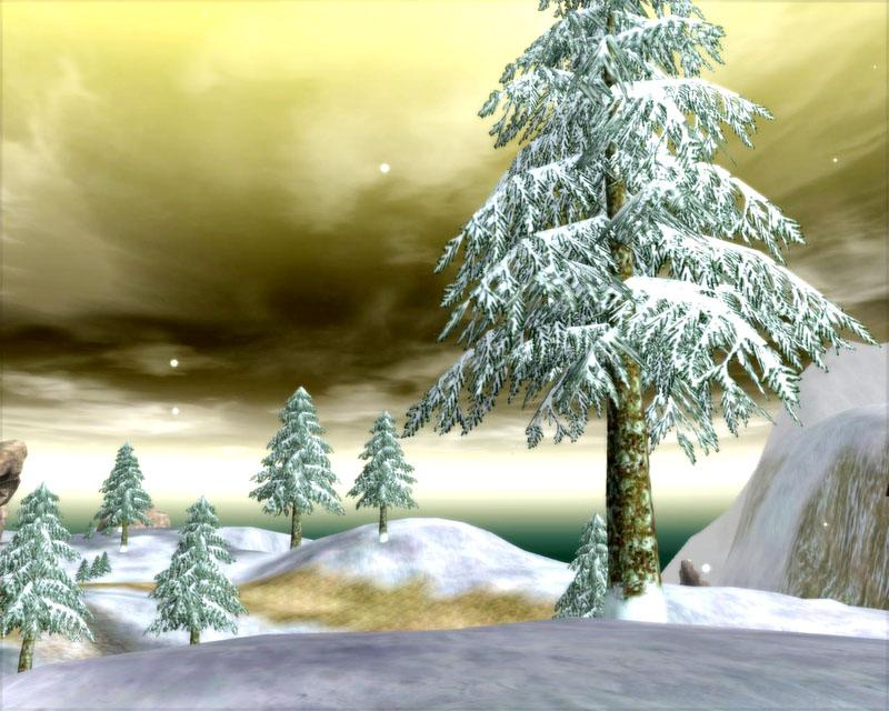 情侣 神泣/边境雪景