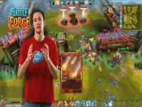 EA全新RTS网游《BattleForge》独家演示视频