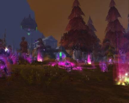 地图 区域/当某个区域遭到攻击时,玩家的大陆地图和世界地图中的该区域...
