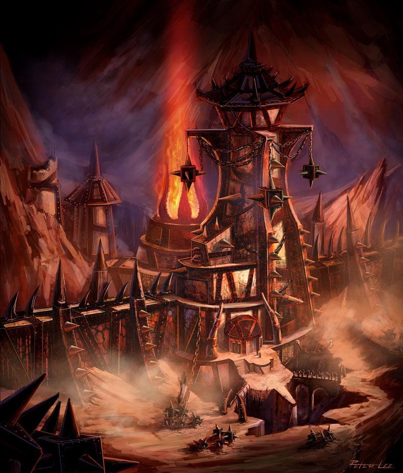 地狱火堡垒