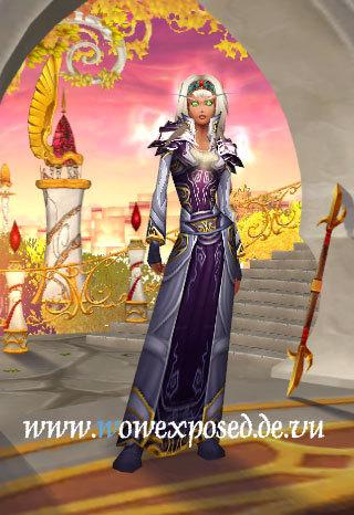 魔兽世界wow:牧师